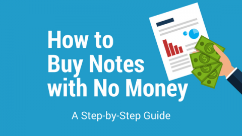 How to Buy Notes with No Money
