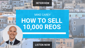 How to sell 10,000 REOs
