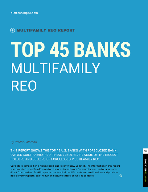 Top 45 Multifamily REO