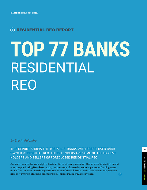 Top 77 Residential REO